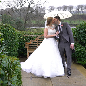 Justin and Claire, Mitton Hall Lancashire Wedding Video