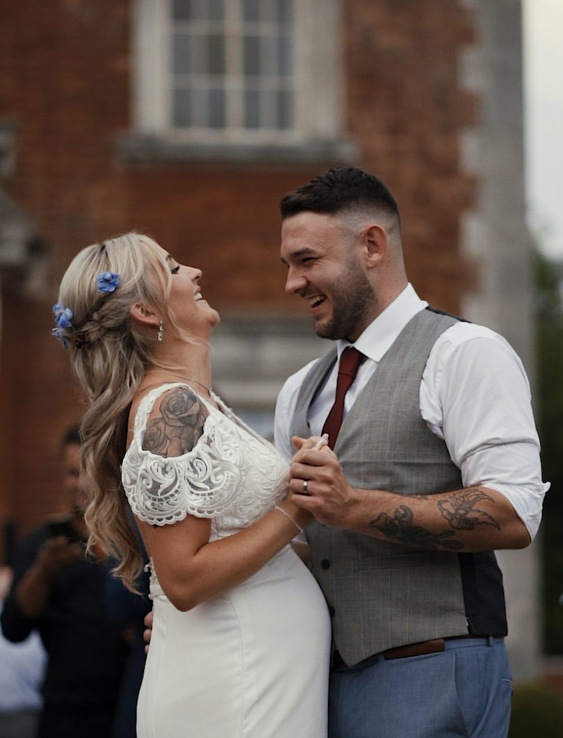 lancashire wedding videographer Rachel Owen Films