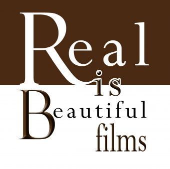 Real is Beautiful Films Logo Brown