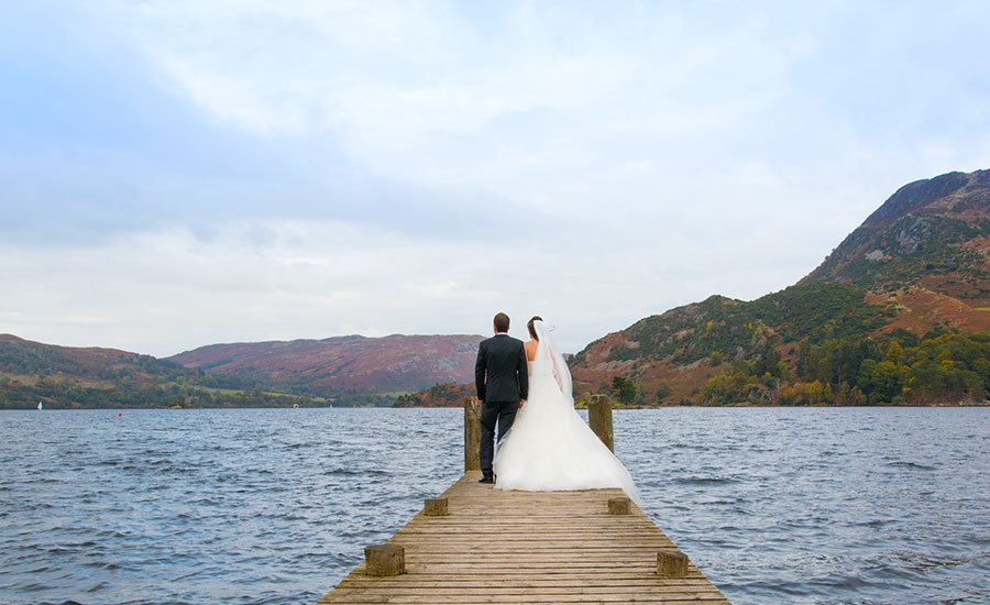 Lake District Wedding Videographer Real is Beautiful.