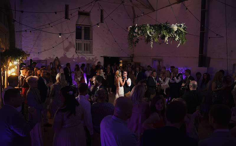 Dan-+-Vicki-Wyresdale Park Wedding Video First Dance