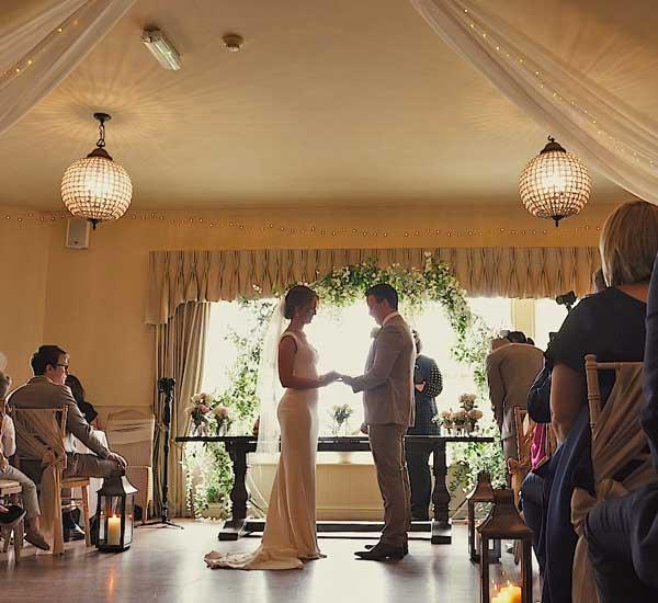 Shireburn Arms Wedding Ceremony