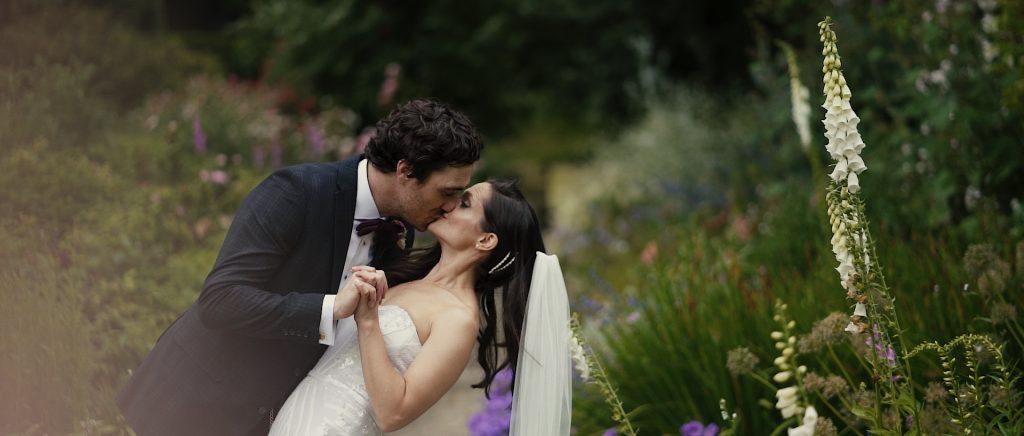 Askham Hall Lake District wedding