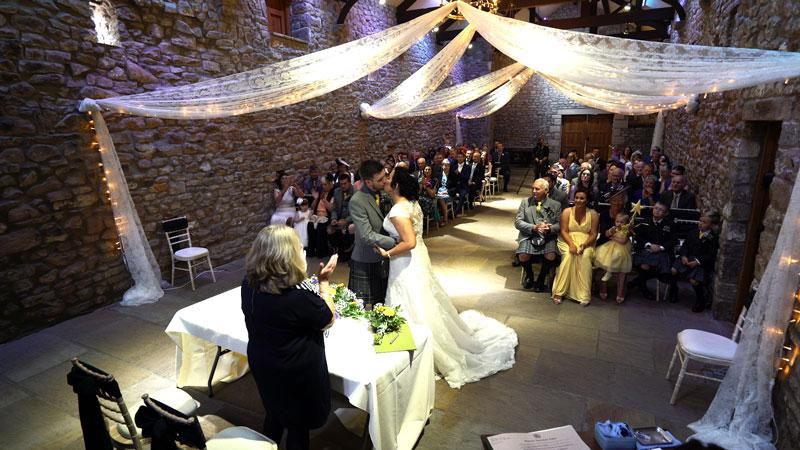 Browsholm-Hall-Wedding-Video