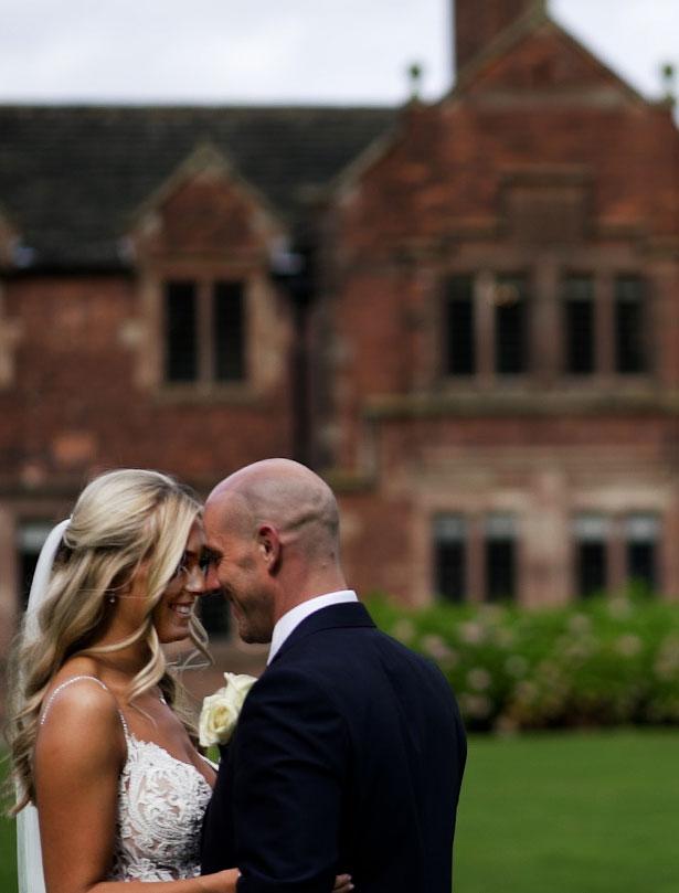 Cheshire Wedding Videographer Colshaw Hall