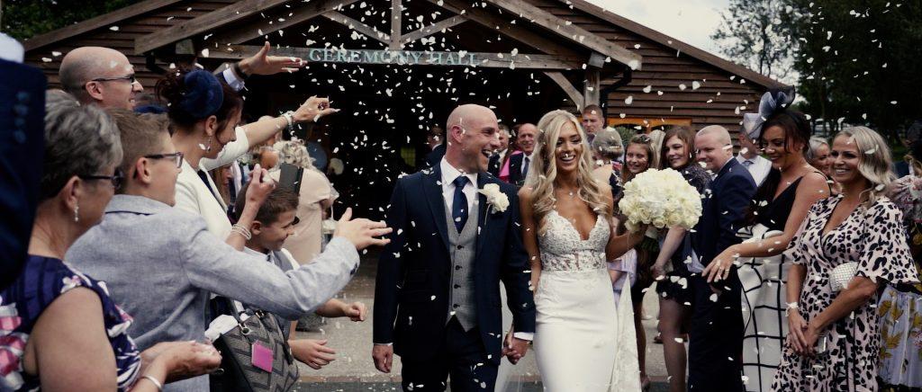 Colshaw Hall Wedding David + Lucy