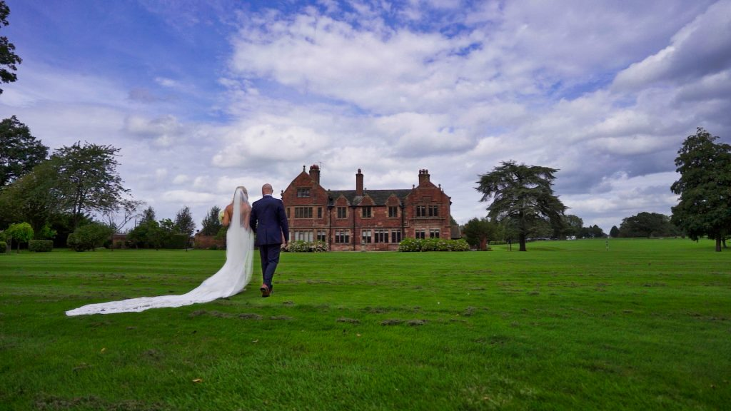Colshaw Hall Wedding Videographer