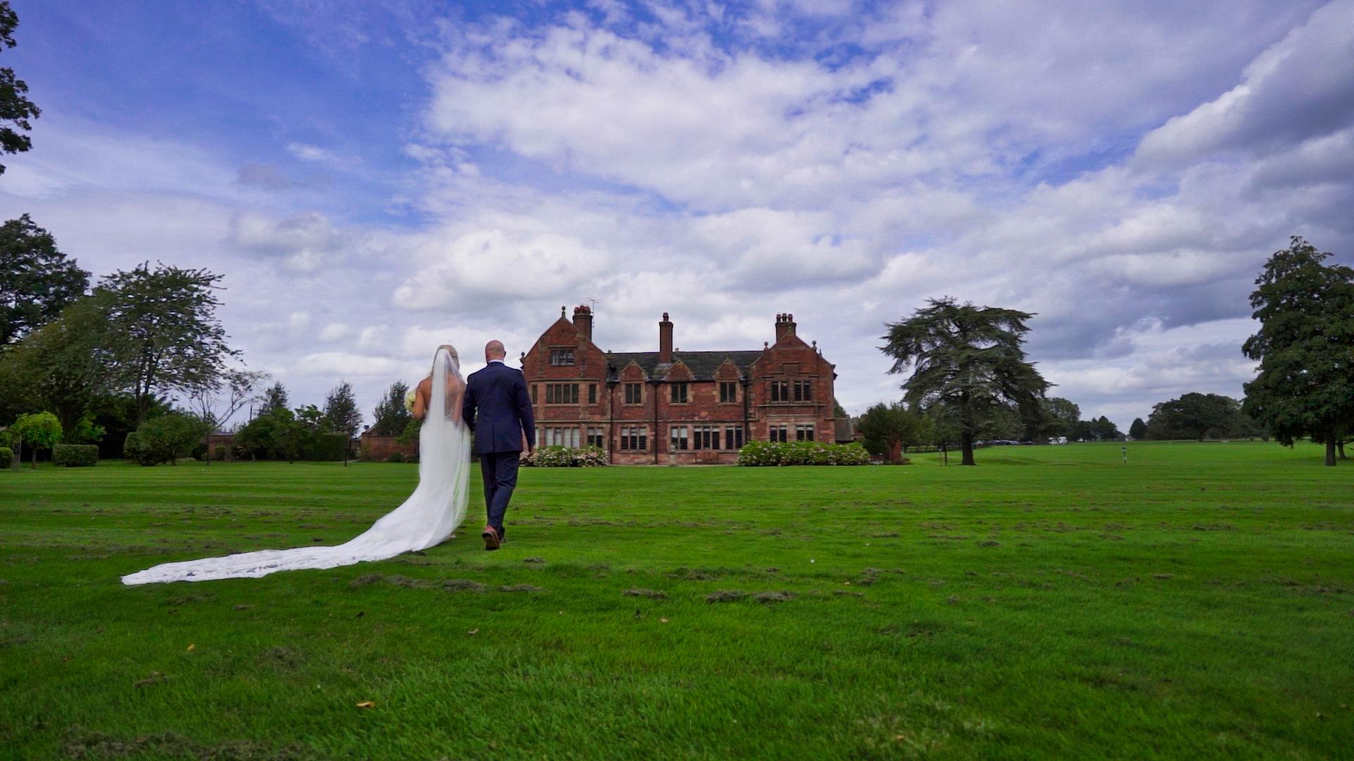 Colshaw Hall Wedding Videographer
