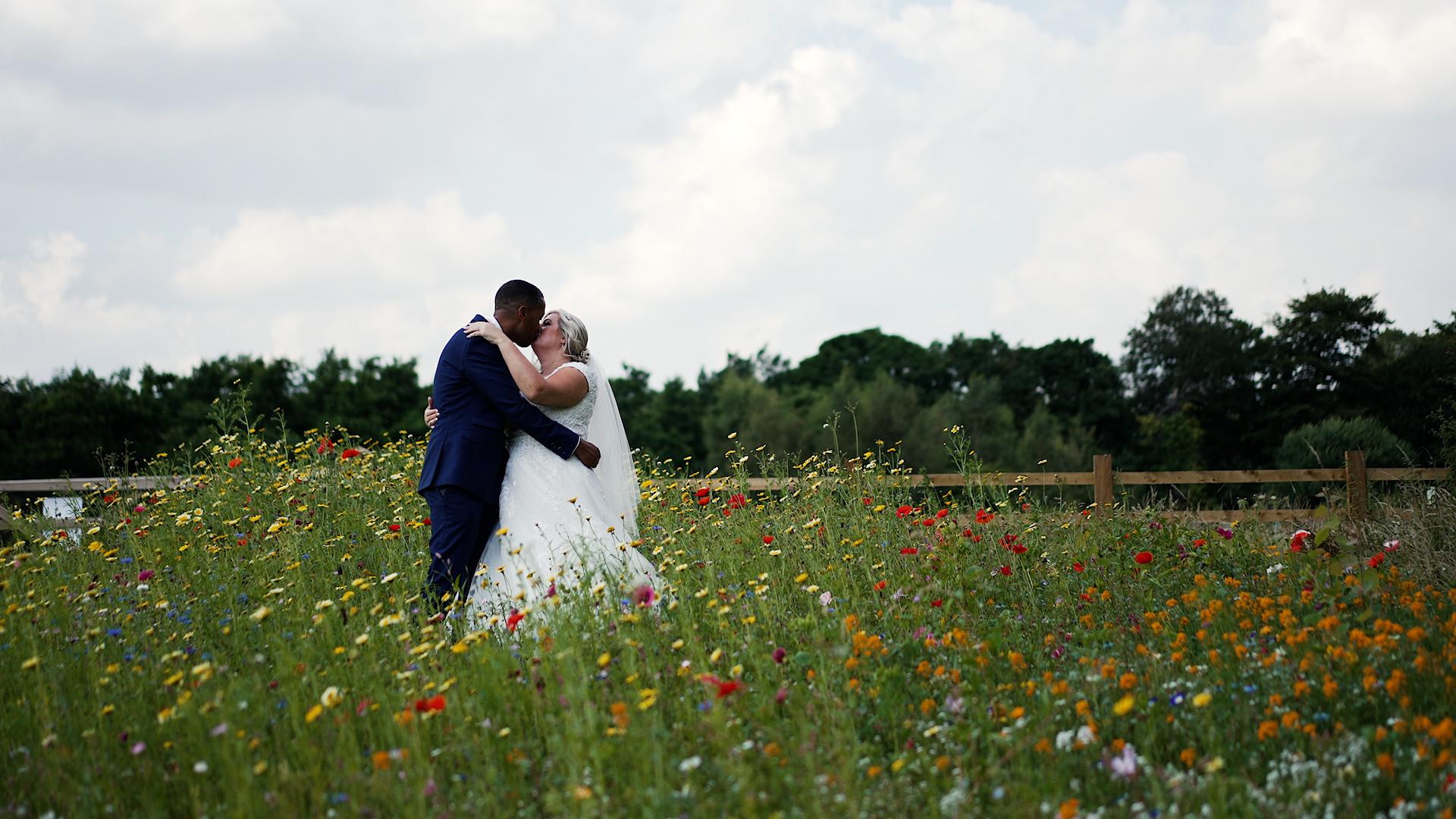 David & Carrie Crow Wood Wedding Burnley