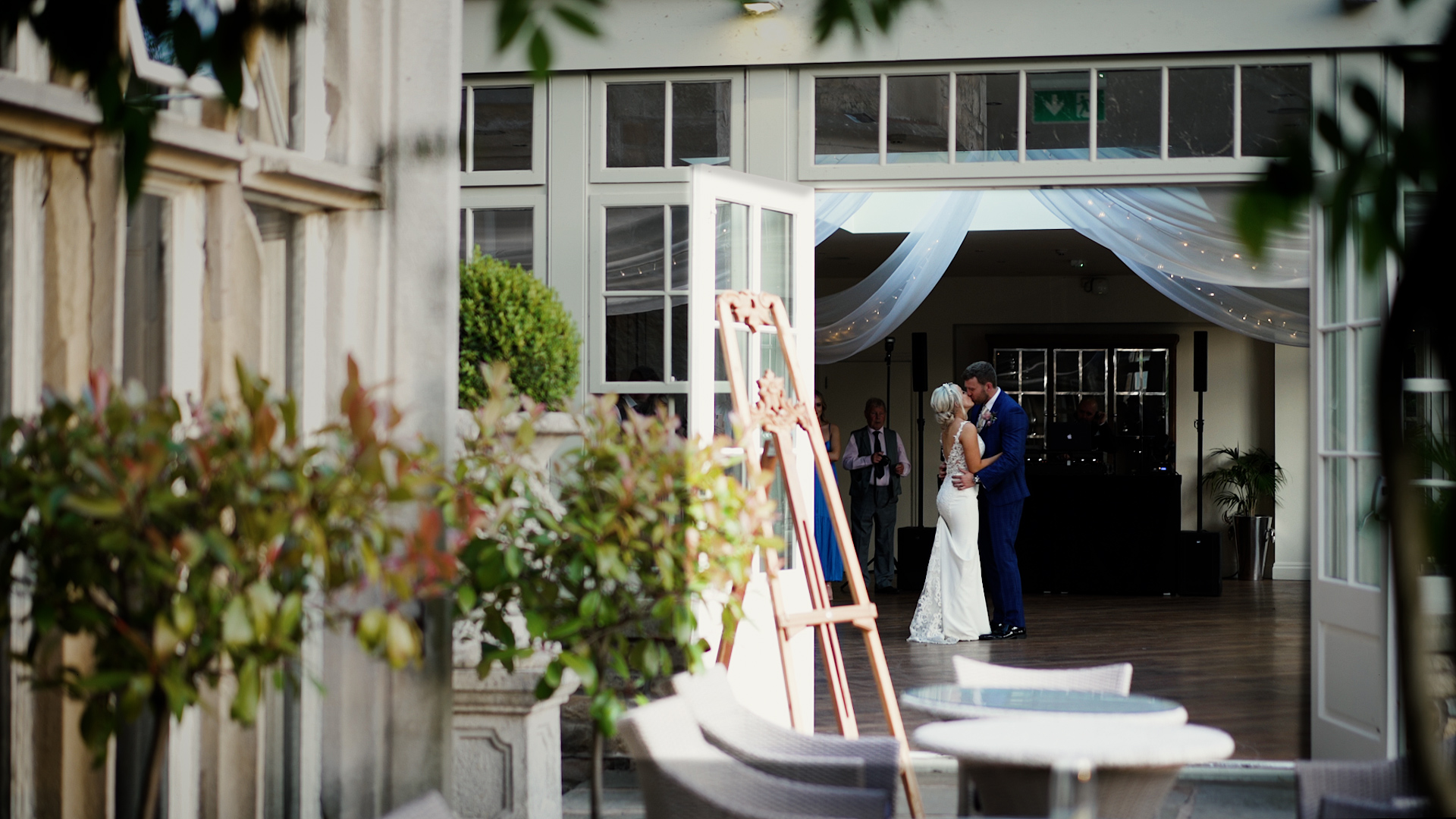 Matthew and Lauren Mitton Hall Wedding Video